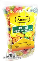 Anand Fryums - Bhindi Cut Color