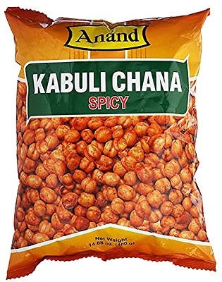 Anand Kabuli Chana - Spicy