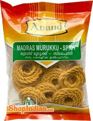 Anand Madras Murukku - Spicy