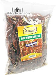 Anand Sanam Dry Whole Chillies