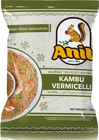 Anil Kambu (Pearl Millet) Vermicelli