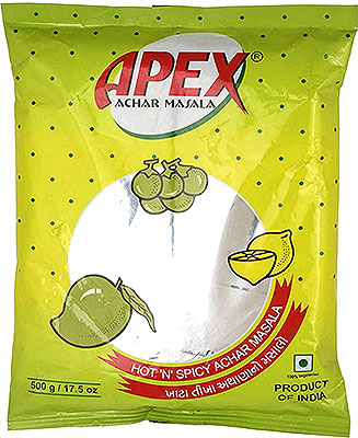 Apex Hot & Spicy Pickle (Achar) Masala