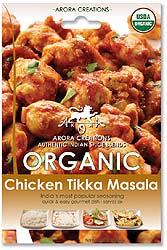 Arora Creations Organic Chicken Tikka Masala