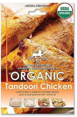 Arora Creations Organic Tandoori Chicken Masala