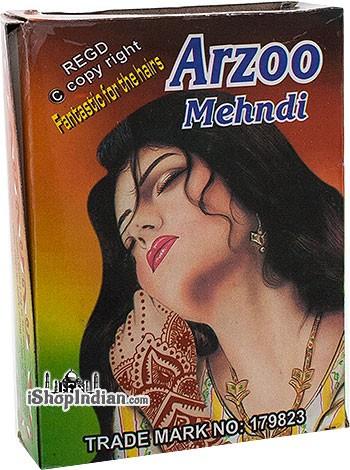Arzoo Mehndi (Henna)