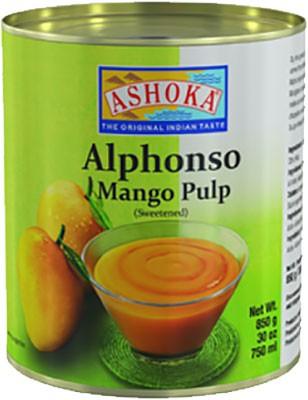 Ashoka Alphonso Mango Pulp