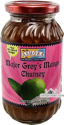 Ashoka Major Grey's Mango Chutney