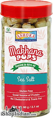 Ashoka Makhana Pops - Sea Salt