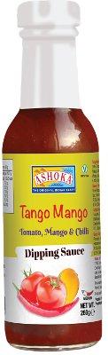 Ashoka Tango Mango Dipping Sauces - Tomato, Mango & Chilli