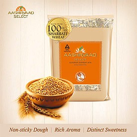 Aashirvaad Select - 100% MP Sharbati Whole Wheat Flour