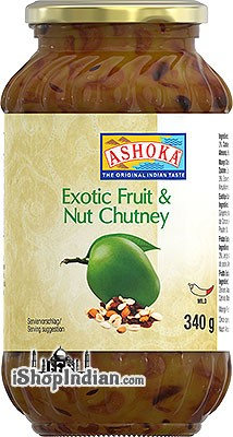 Ashoka Exotic Fruit & Nut Chutney