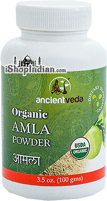 Ancient Veda Organic Amla Powder