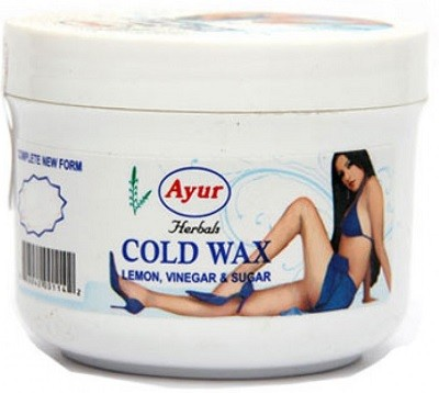 Ayur Herbals Cold Wax (Lemon, Vinegar & Sugar)