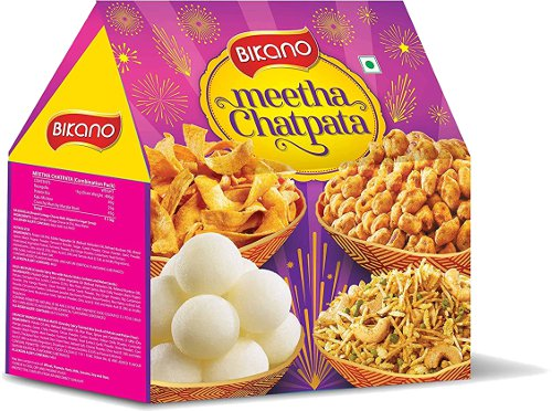 Bikano Meetha Chatpata Gift Pack