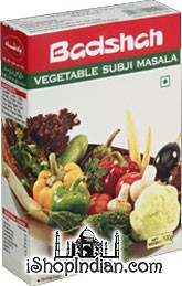 Badshah Vegetable Subji Masala