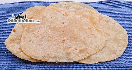 Badri Halki Phulki Chapati