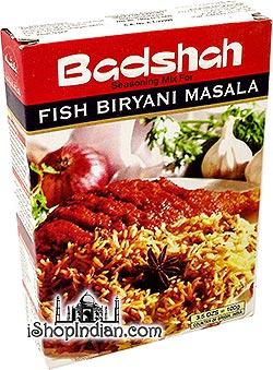 Badshah Fish Biryani Masala