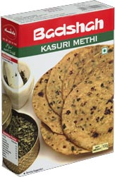 Badshah Kasuri Methi (Dry Fenugreek Leaf)