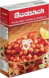 Badshah Punjabi Chhole Masala