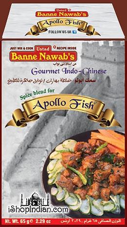 Ustad Banne Nawab's Apollo Fish Masala