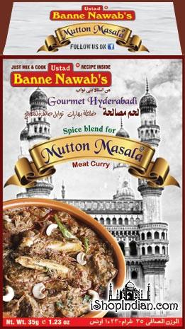 Ustad Banne Nawab's Mutton Masala