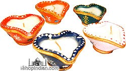 Traditional Diya - 20 pack