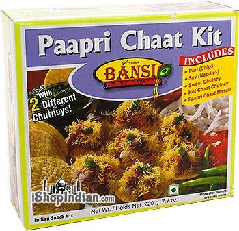 Bansi Paapri Chaat Kit