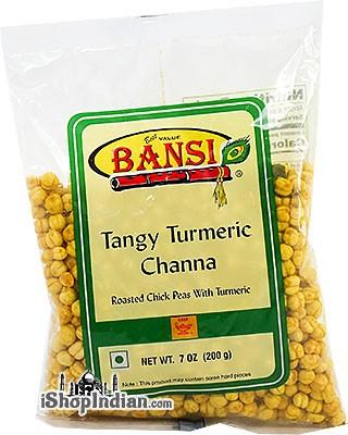 Bansi Tangy Turmeric Channa