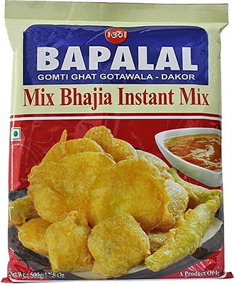 Bapalal Mix Bhajia Instant Mix