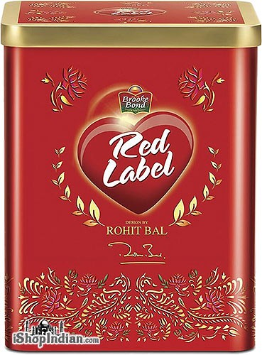 Brooke Bond Red Label Tea - 900 gms (Special Edition Tin)