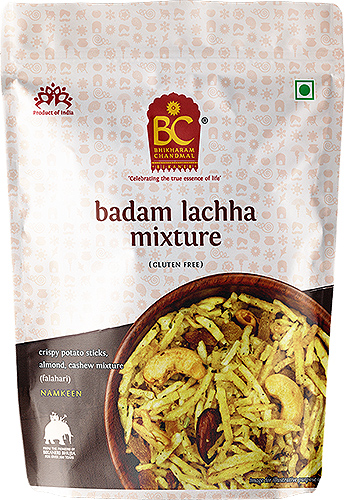Bhikharam Chandmal Badam Lachha Mixture