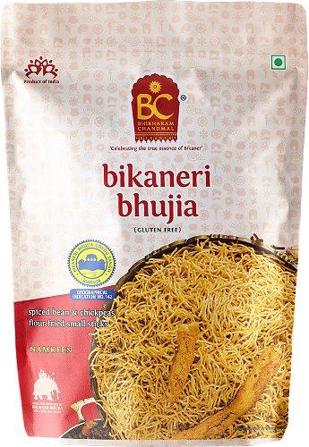 Bhikharam Chandmal Bikaneri Bhujia