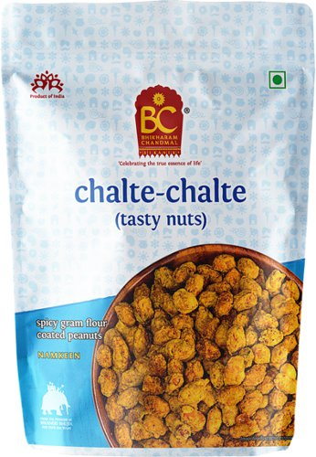 Bhikharam Chandmal Chalte Chalte - Tasty Coated Nuts