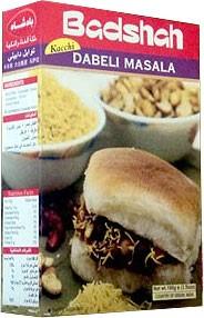 Badshah Kacchi Dabeli Masala