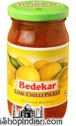 Bedekar Lime Chili Pickle