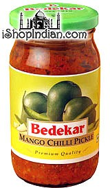 Bedekar Mango Chili Pickle