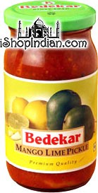 Bedekar Mango Lime Pickle