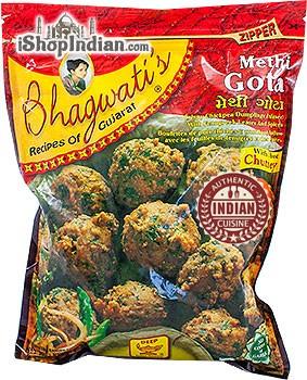 Bhagwati's Methi Gota (FROZEN)