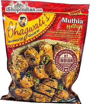 Bhagwati's Muthia (FROZEN)
