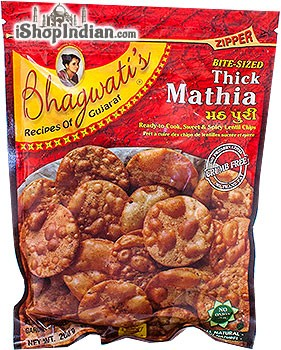 Bhagwati's Thick Mathia (FROZEN)