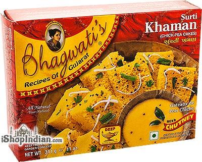 Bhagwati's Surti Khaman (FROZEN)