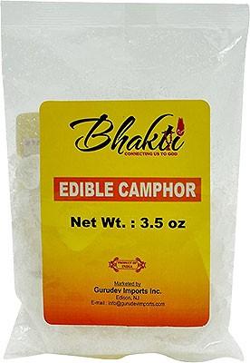 Bhakti Edible Camphor