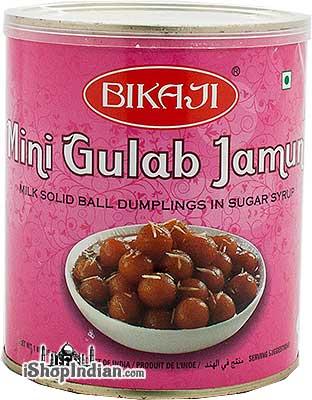 Bikaji Mini Gulab Jamun