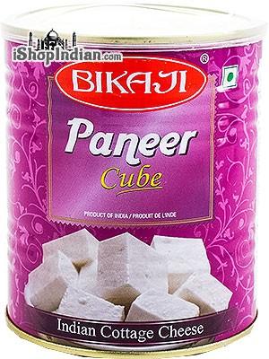 Bikaji Paneer Cubes (canned)