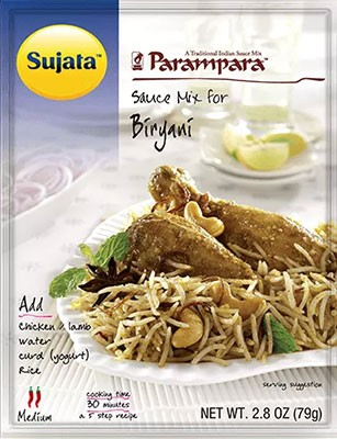 Parampara Biryani Mix