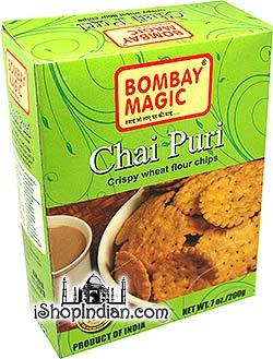 Bombay Magic Chai Puri