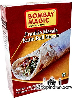 Bombay Magic Frankie / Kathi Roll Masala