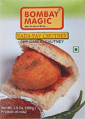 Bombay Magic Vada-Pav Chutney