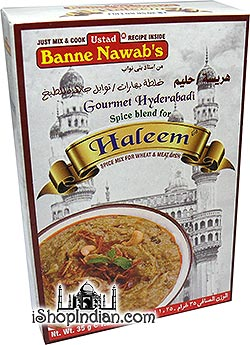 Ustad Banne Nawab's Haleem Masala