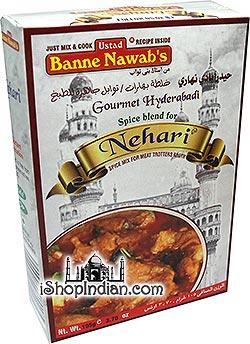 Ustad Banne Nawab's Nehari Masala